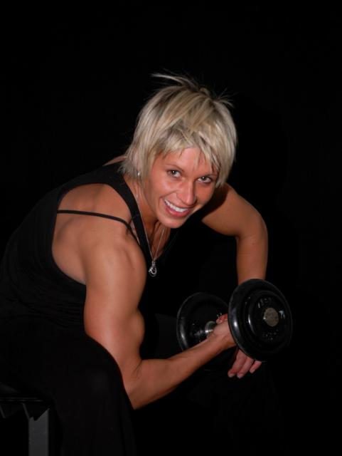 Personal Trainer Cresta